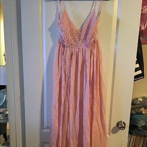 Fashion Nova - Size XL - Flowy Maxi Dress - NWT